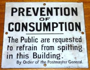 Consumption Notice