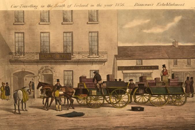 Bianconi 1856 - Hearns Hotel Clonmel jpg