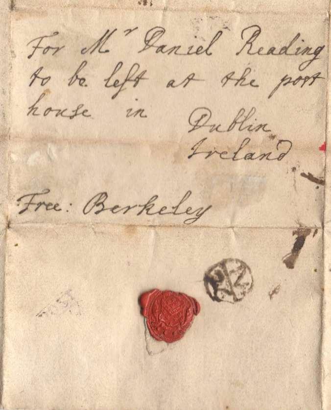 Letter 26 June 1712