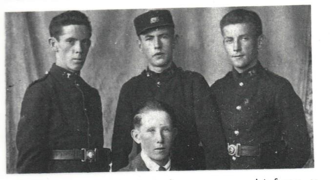 Boy messengers pre 1922