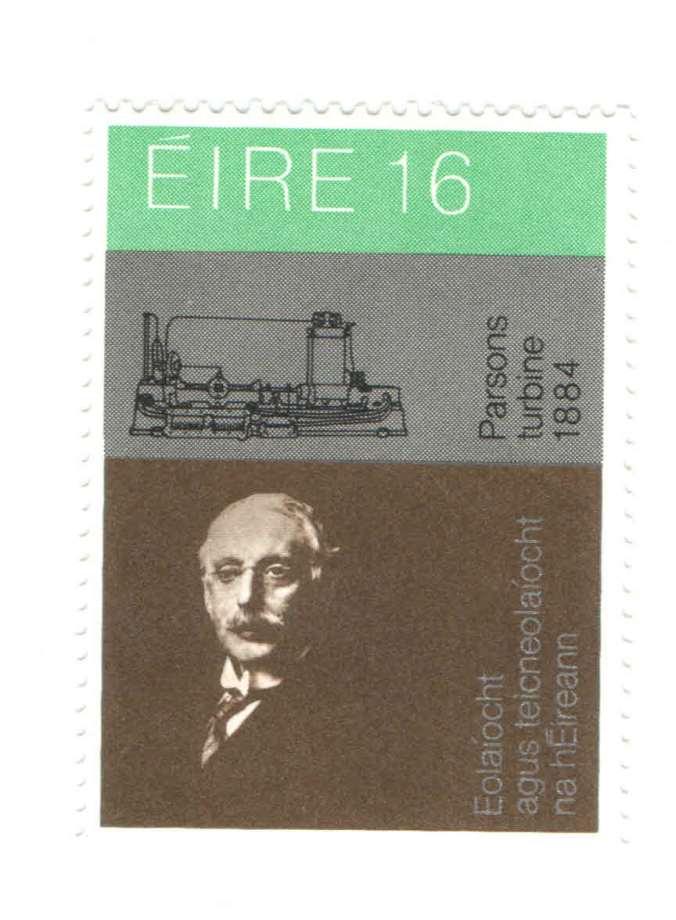 Parsons stamp