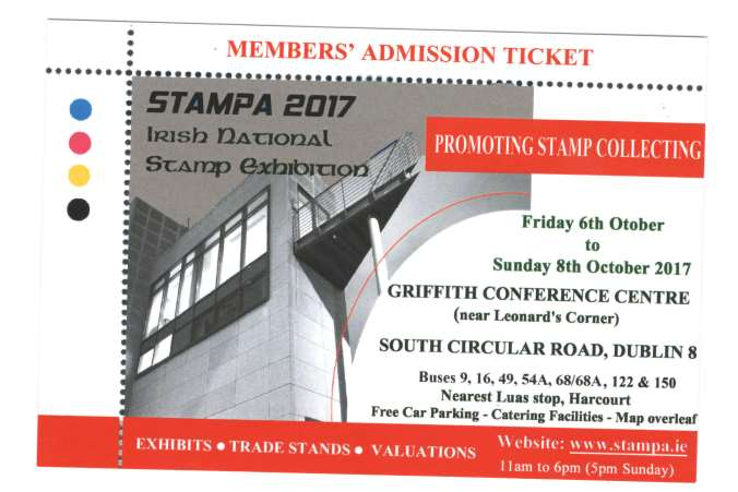 STAMPA ticket