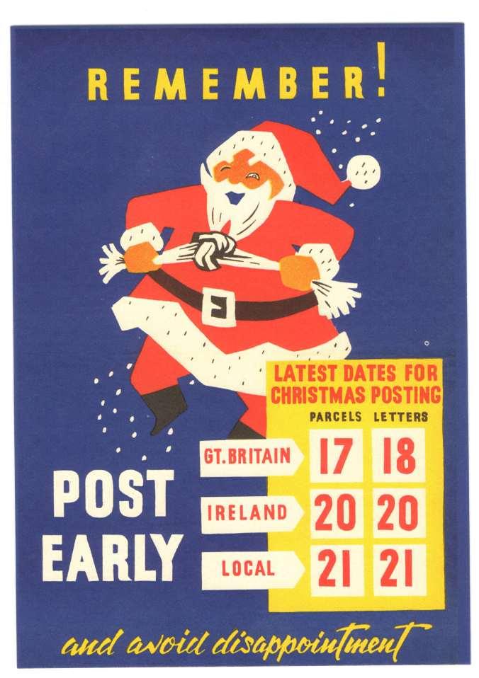 APMA Christmas cards